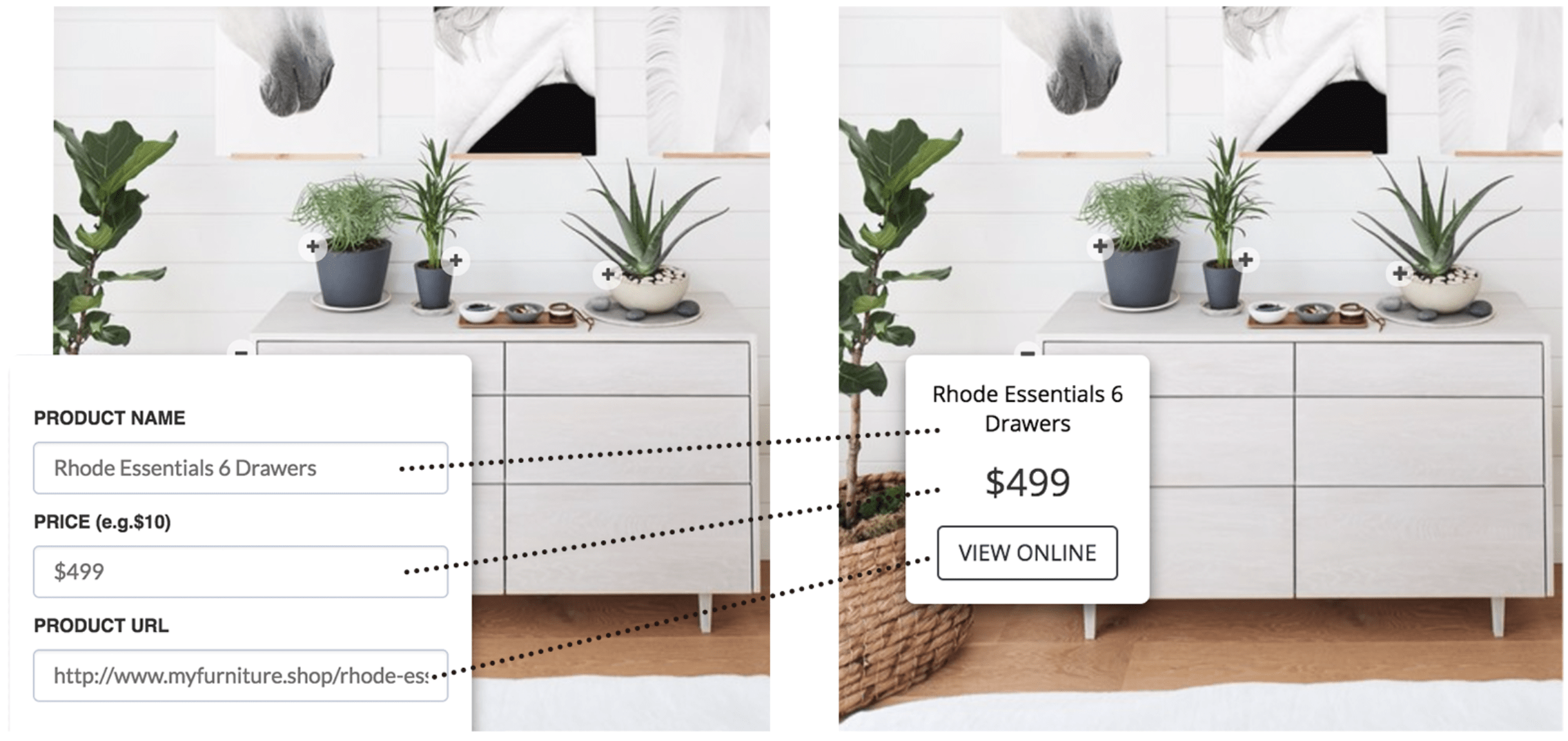 how-to-make-a-shoppable-image-using-linklay